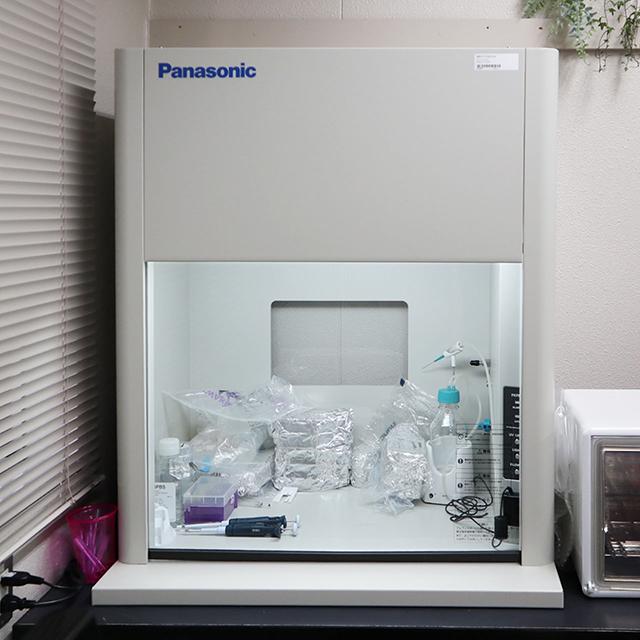 クリーンベンチ Panasonic